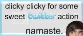 twitter bring good karma