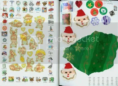 I love stickers and Christmas!