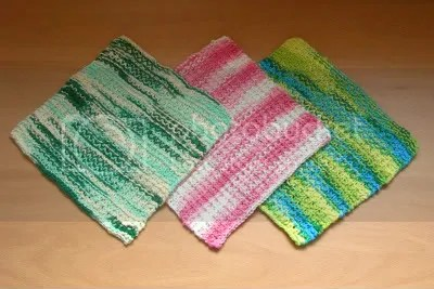 Not bad for my 2nd, 3rd, & 4th completed knitting projects (respectively), eh?
