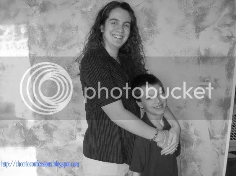 Mommy & Gavin 11 weeks