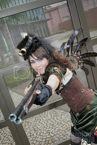Brazilian steampunk