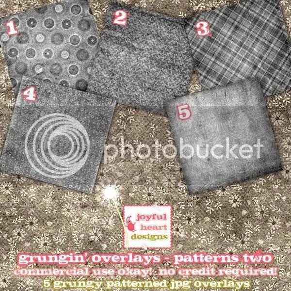 Grungin\' Patterns Two