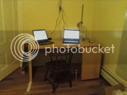 New Desk, Dual Computing