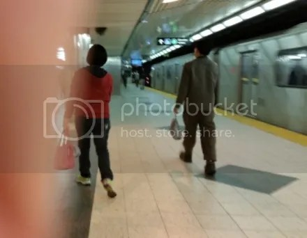 Sneaky Subway