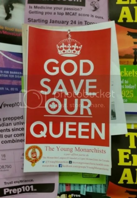 God Save Our Queen