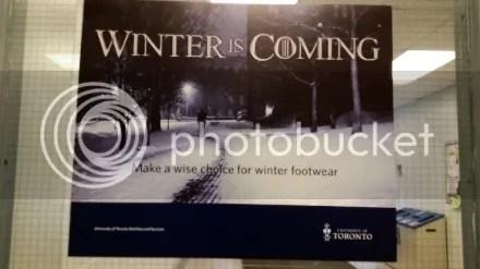 Winter PSA