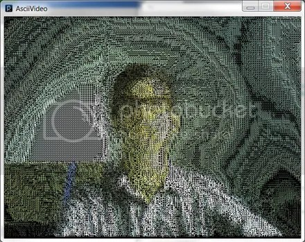 ASCII Webcam
