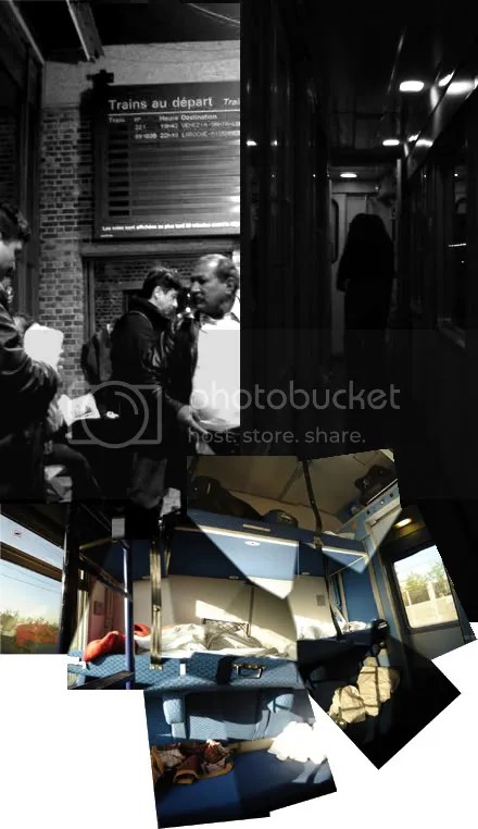 Compartment Collage