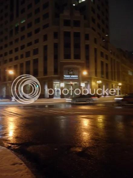 Wet Boston