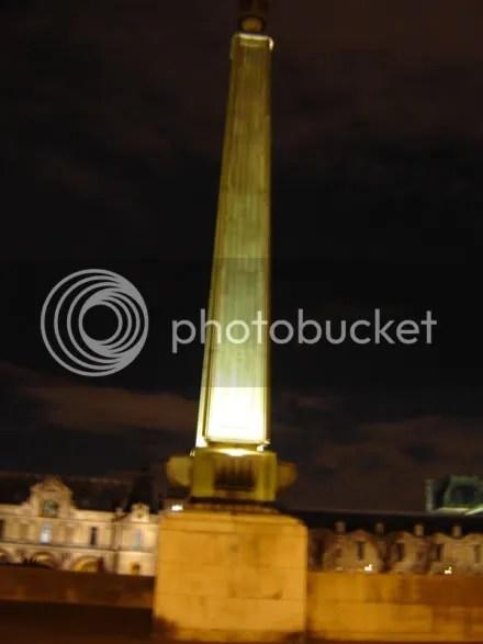 Lit Column