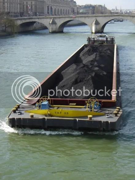 Barge o' Coal