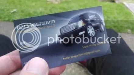 Trell's Transportation