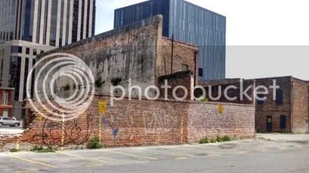 Crumbling Downtown