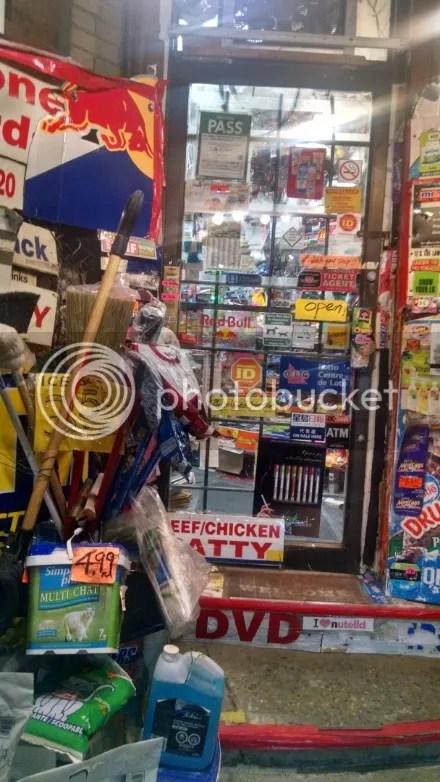 Corner Store Catastrophe