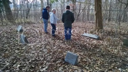 Joyce Family Graveyard