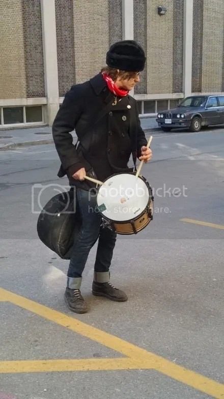 CUPE Drummer