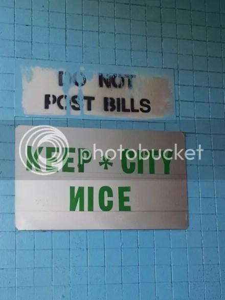 Keep City Nice