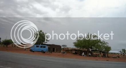 Malian Style Truck Stop