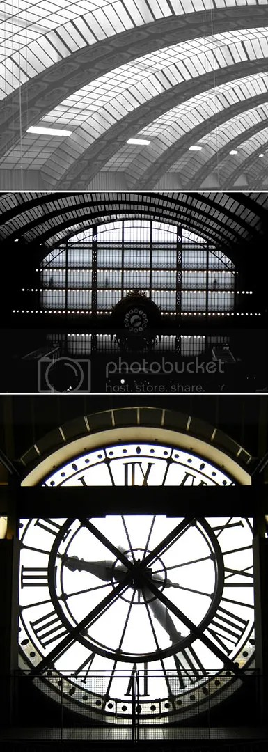 Musée d'Orsay Collage