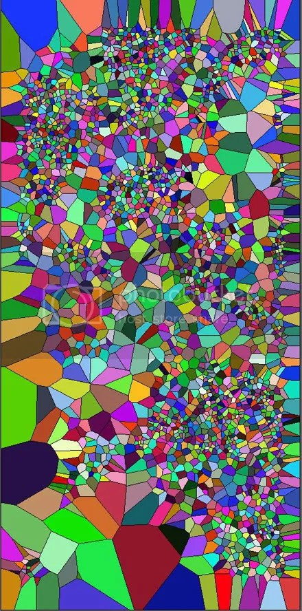 Voronoi Color