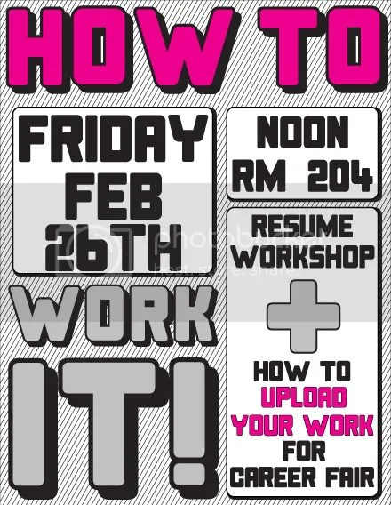 Work It: Resume Workshop