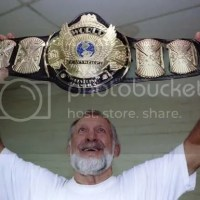 Reggie Parks: All Bow Down to The King of Belts