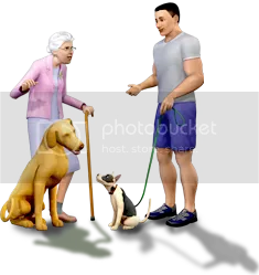 3 New Renders from The Sims 3 Pets