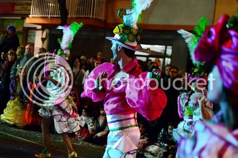 carnaval tarragona 2014 rua d'artesania