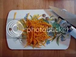 orange zest