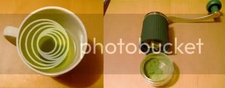 green tea grinder