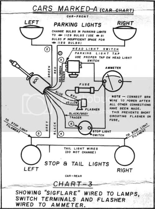 grote 48272 turn signal switch wiring diagram car wiring diagrams rh ethermag co