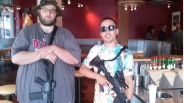 open carry Chipolte