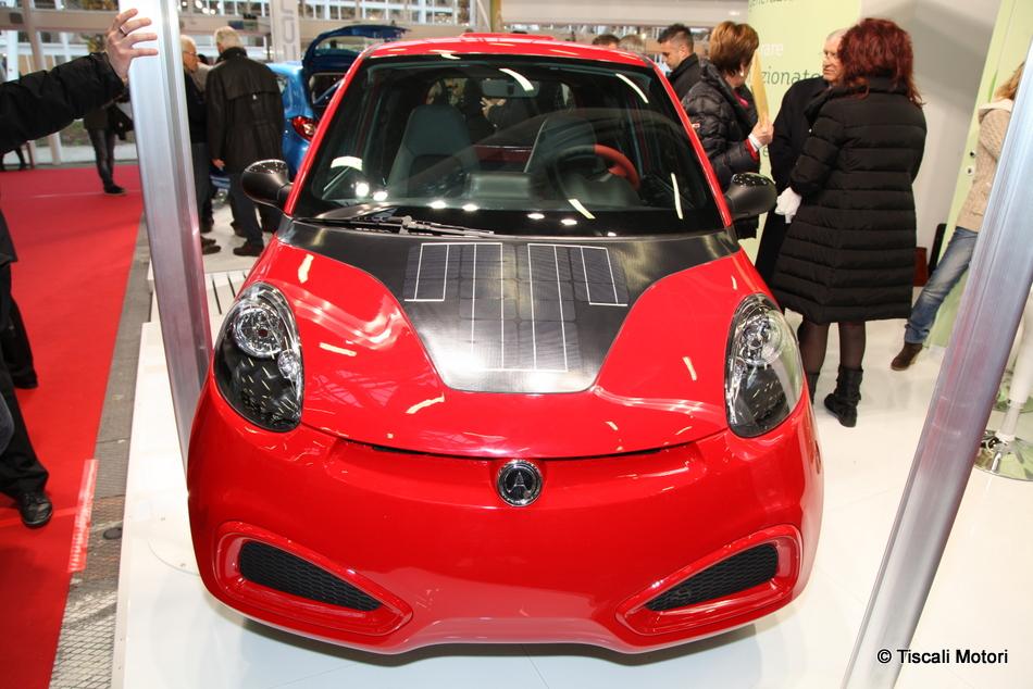 i.Car0 della GreenGo: la city car elettrica Italiana con un'autonomia di 165 km ad un prezzo inferiore ai 10.000 euro