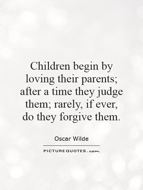Image result for forgiving parents quotes