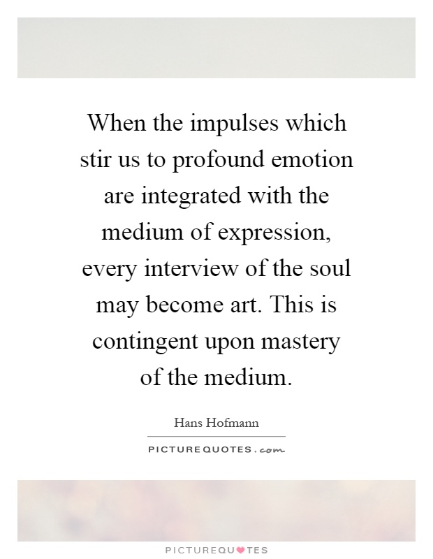Profound Quotes About Emotion
