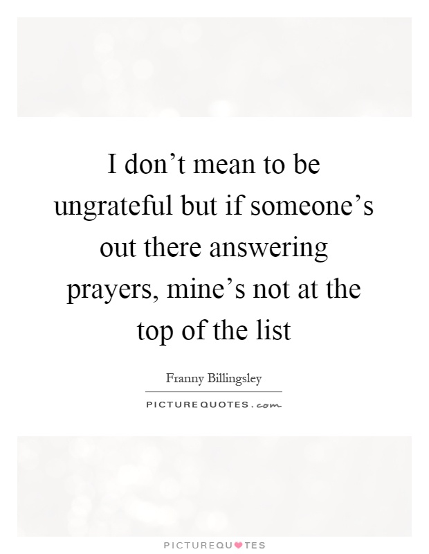 Quotes And Sayings Ungrateful