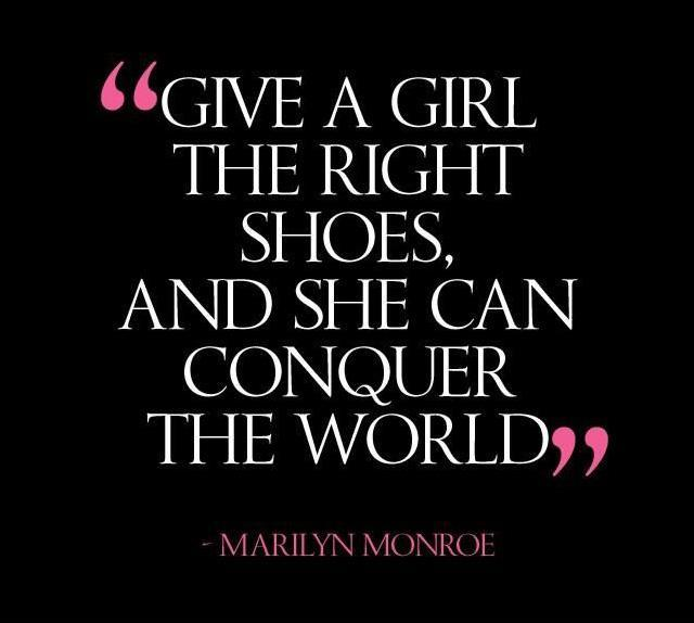 Image result for quotes on shoes