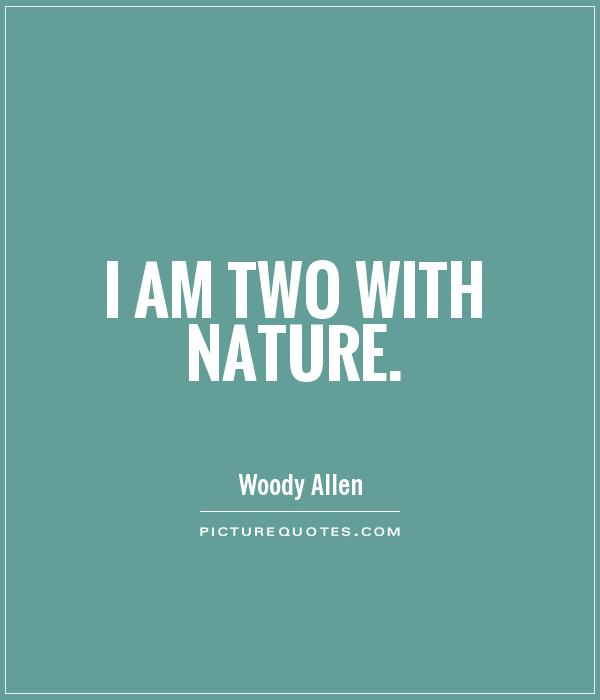 Funny Quotes About Nature