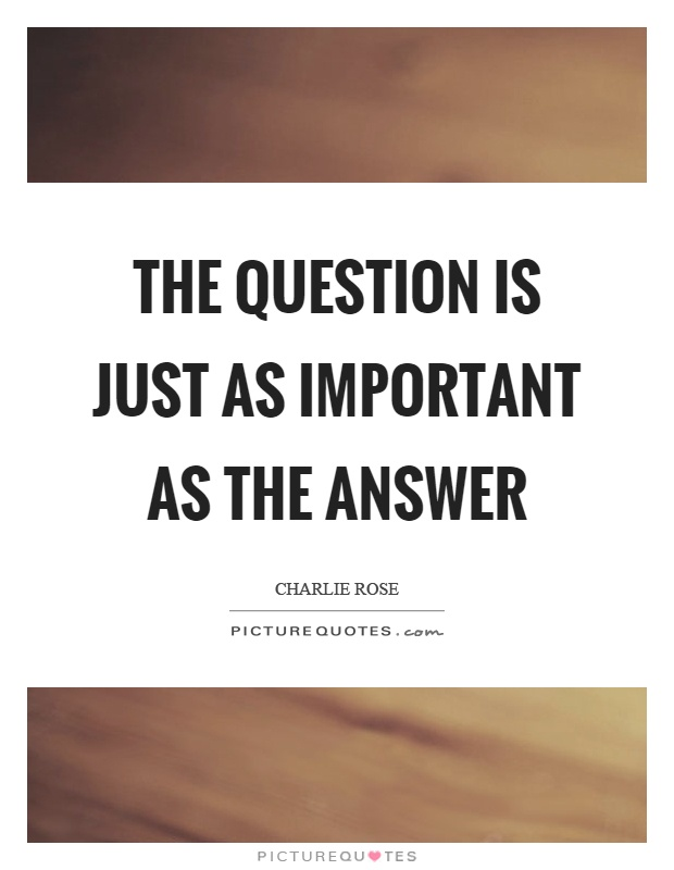 Image result for question quote