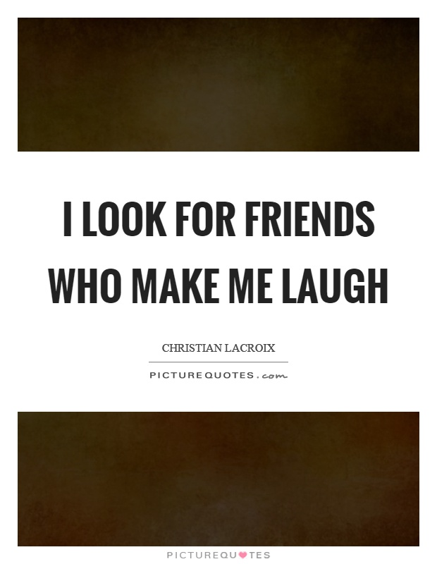 Make Me Laugh Lyrics