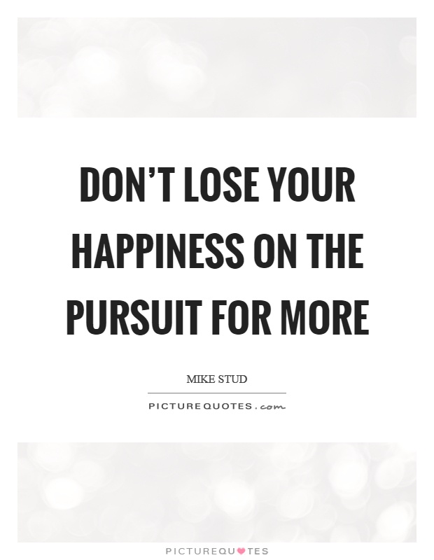 Happiness Love Quotes