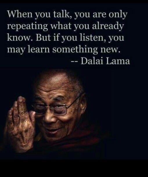 Lieblings Dalai Lama Quote – A Pondering Mind #KM_66