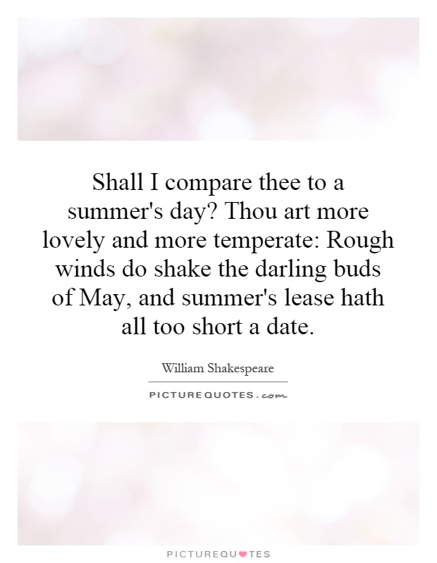 Shakespeare Quotes How Do I Love Thee