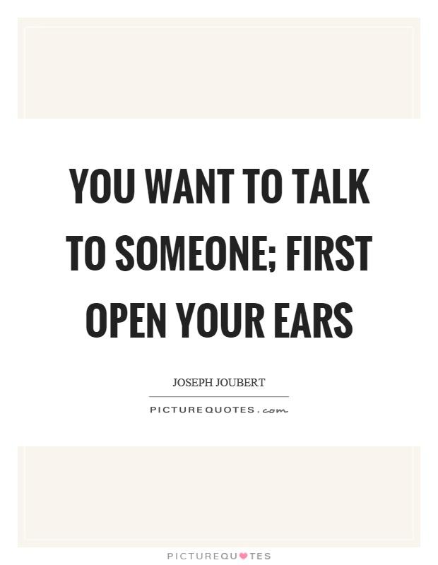 Talk I Quotes Need Someone