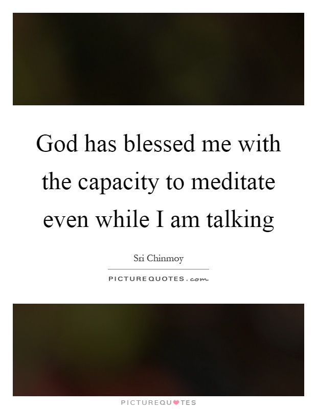 Me Quotes Has God