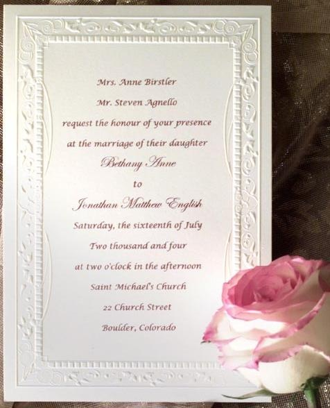 Wedding Invitation Quotes Sayings