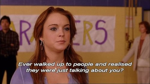Mean Girls Quote   Quote Number 540127   Picture Quotes Mean Girls Quote Picture Quote  1