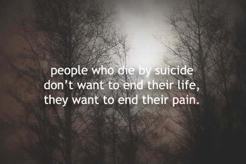 Image result for suicide quote