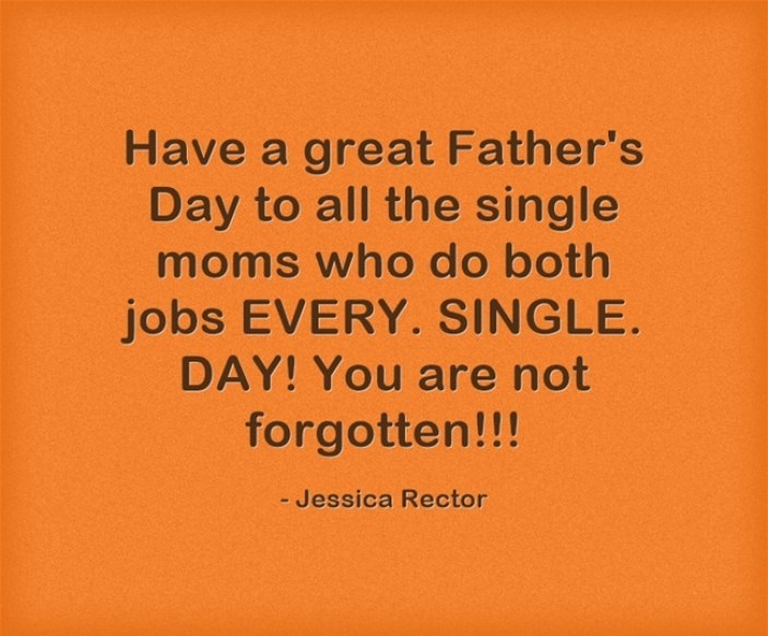 Happy Fathers Day Quote Mom | Quote Number 565473 | Picture Quotes