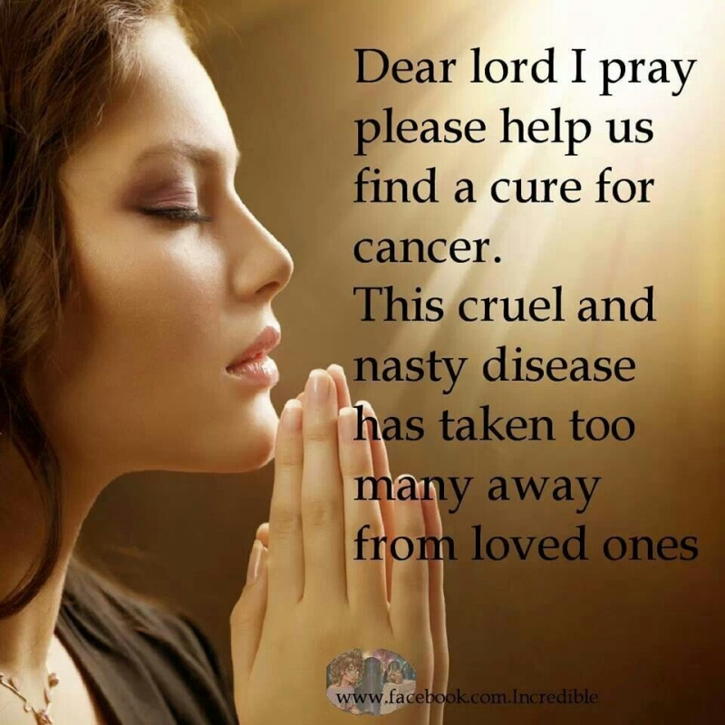 Image result for cure all cancer quotes